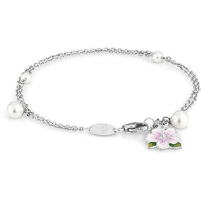 bracelet woman jewellery Nomination Flo 026604/012