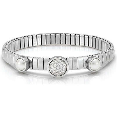 bracelet woman jewellery Nomination Lotus 043113/013