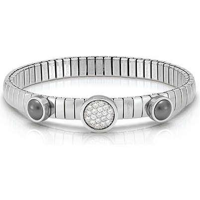 bracelet woman jewellery Nomination Lotus 043113/014