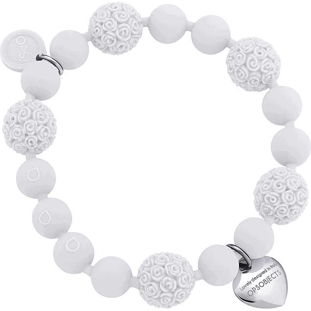 bracelet woman jewellery Ops Objects Boule De Rose OPSBR-241