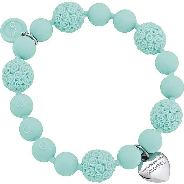 bracelet woman jewellery Ops Objects Boule De Rose OPSBR-249
