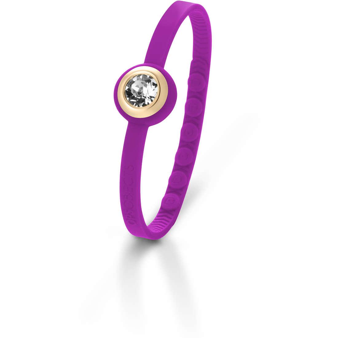 bracelet woman jewellery Ops Objects Bracciale GEMELLI OPSBR-404