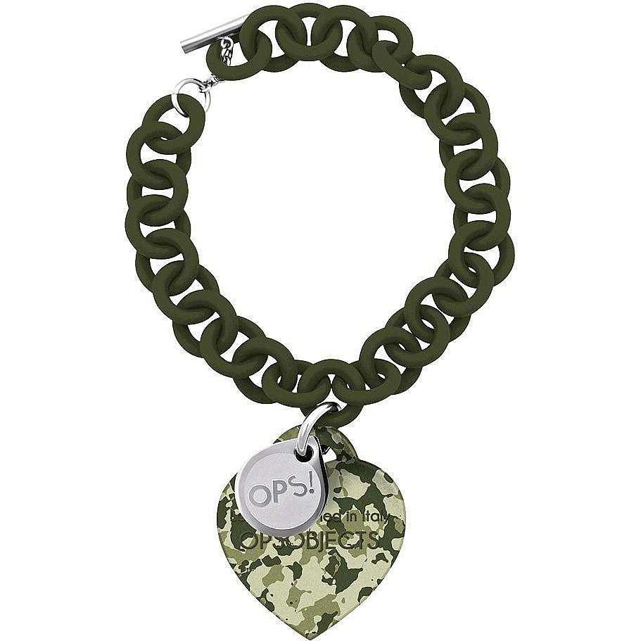 bracelet woman jewellery Ops Objects Camo OPSBR-130