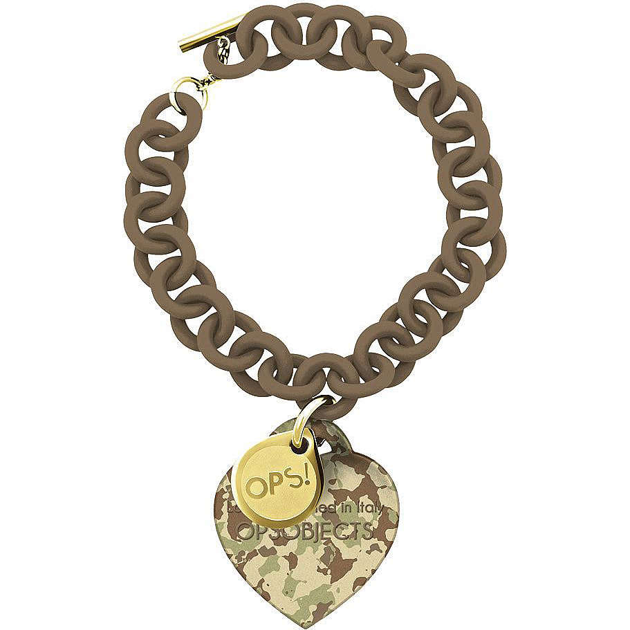 bracelet woman jewellery Ops Objects Camo OPSBR-132