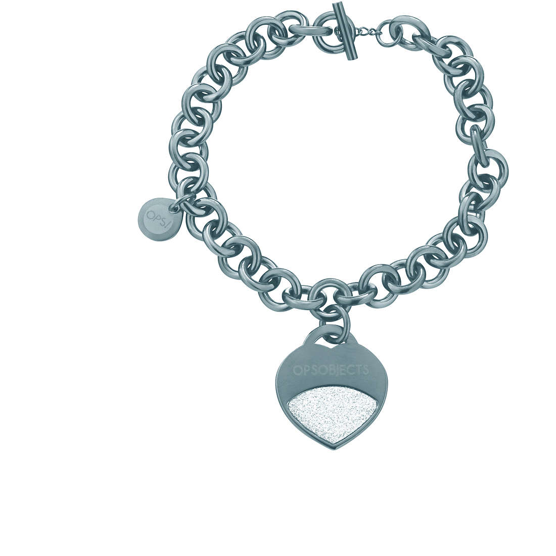 bracelet woman jewellery Ops Objects Glitter OPSBR-353