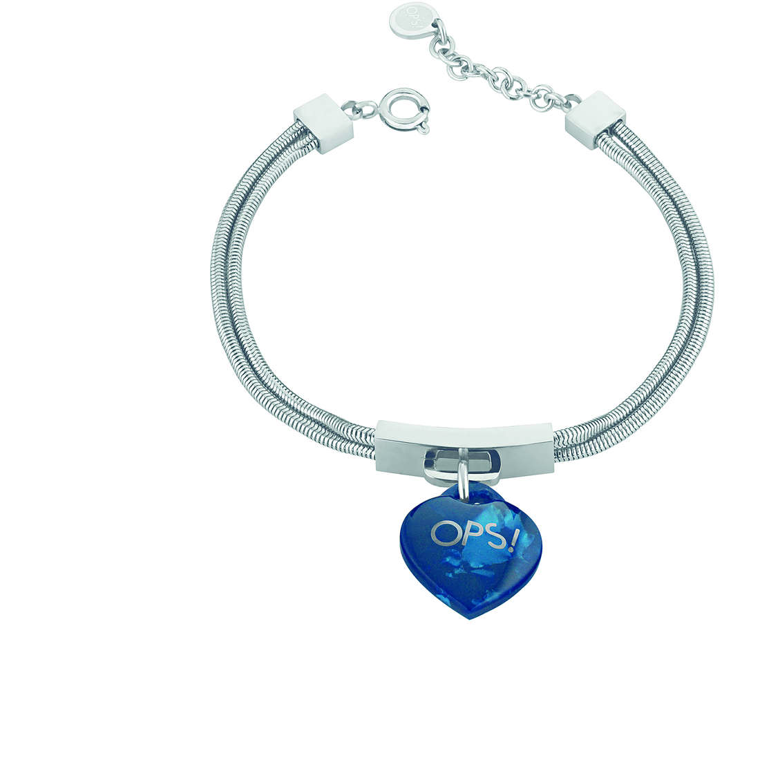 bracelet woman jewellery Ops Objects Marble OPSBR-361