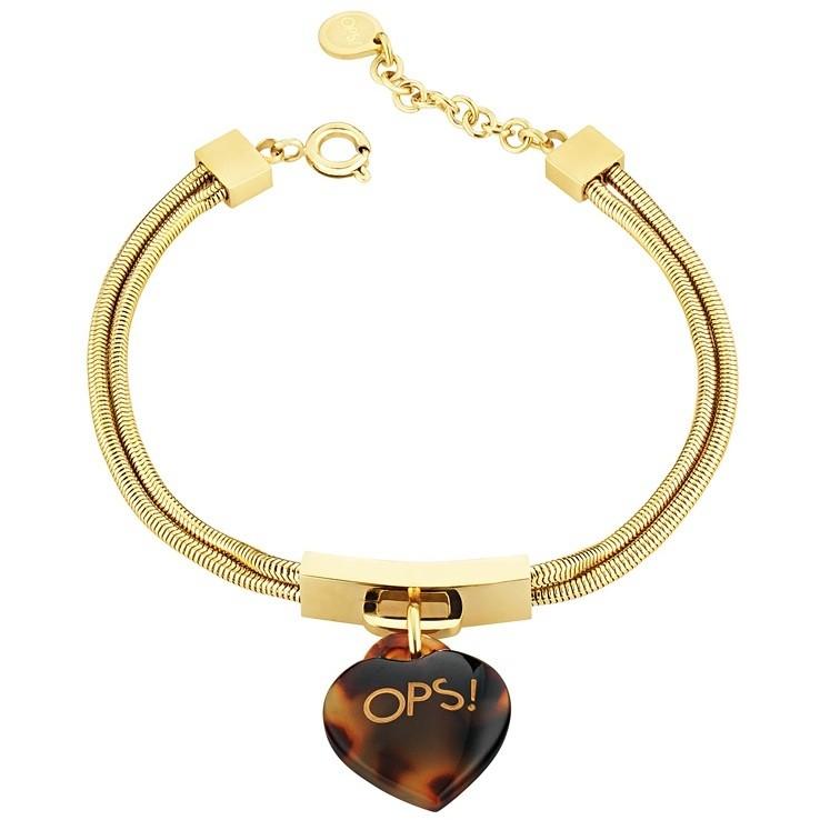 bracelet woman jewellery Ops Objects Marble OPSBR-363