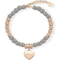 bracelet woman jewellery Ops Objects Nodi OPSBR-470