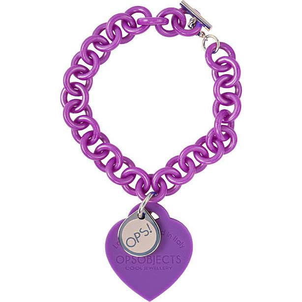 bracelet woman jewellery Ops Objects Ops Love OPSBR-22