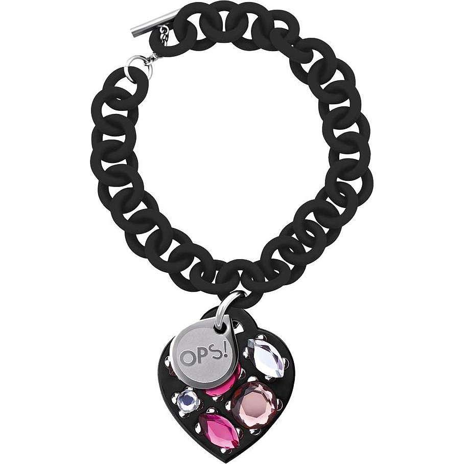 bracelet woman jewellery Ops Objects Ops! Stone OPSBR-170