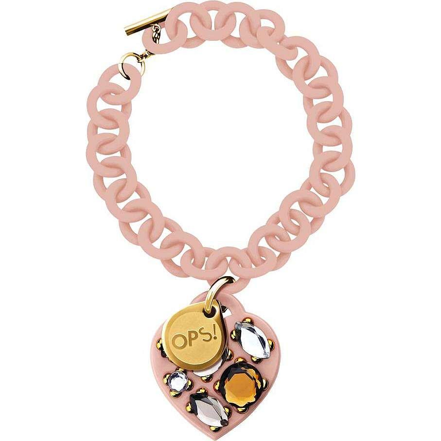 bracelet woman jewellery Ops Objects Ops! Stone OPSBR-172