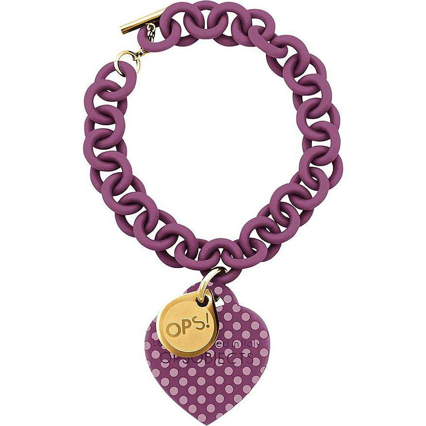 bracelet woman jewellery Ops Objects Pois OPSBR-36