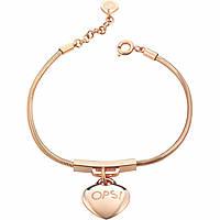 bracelet woman jewellery Ops Objects Snake OPSBR-365