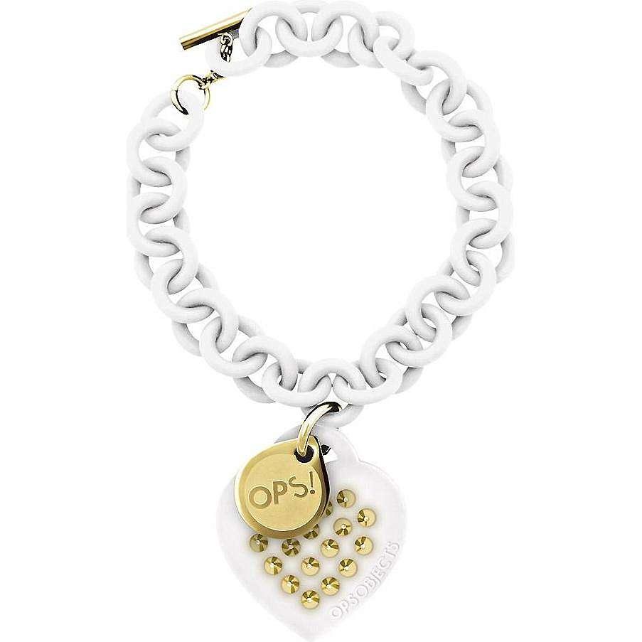 bracelet woman jewellery Ops Objects Stud OPSBR-71