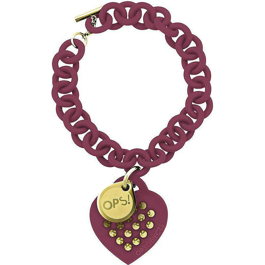 bracelet woman jewellery Ops Objects Stud OPSBR-80