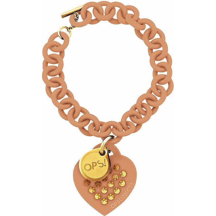 bracelet woman jewellery Ops Objects Stud OPSBR-81