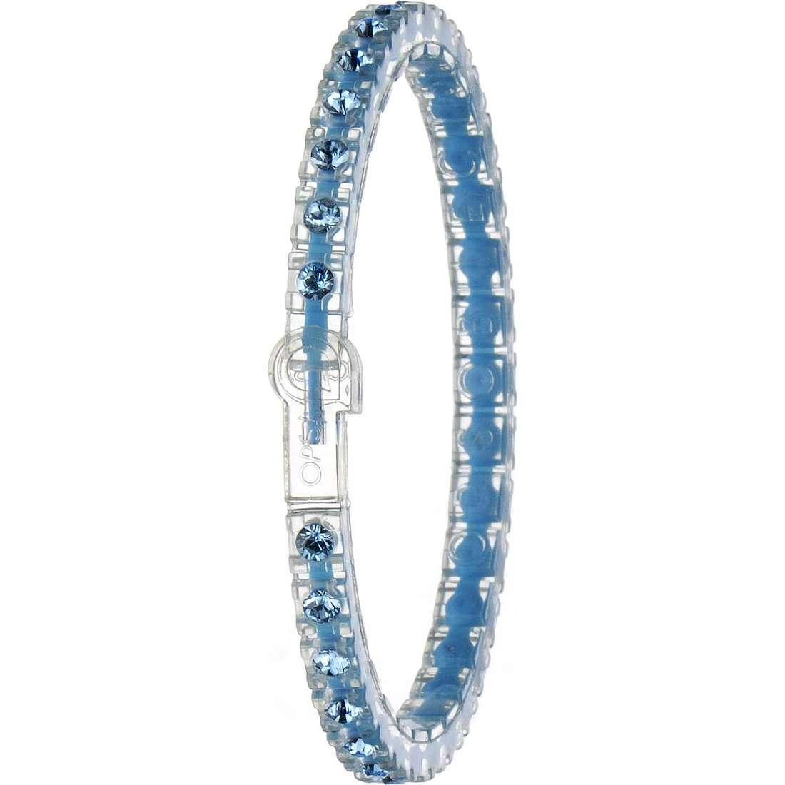 bracelet woman jewellery Ops Objects Tennis Nude OPSTEW-67