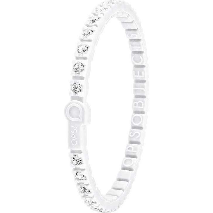 bracelet woman jewellery Ops Objects Tennis OPSTEW-01