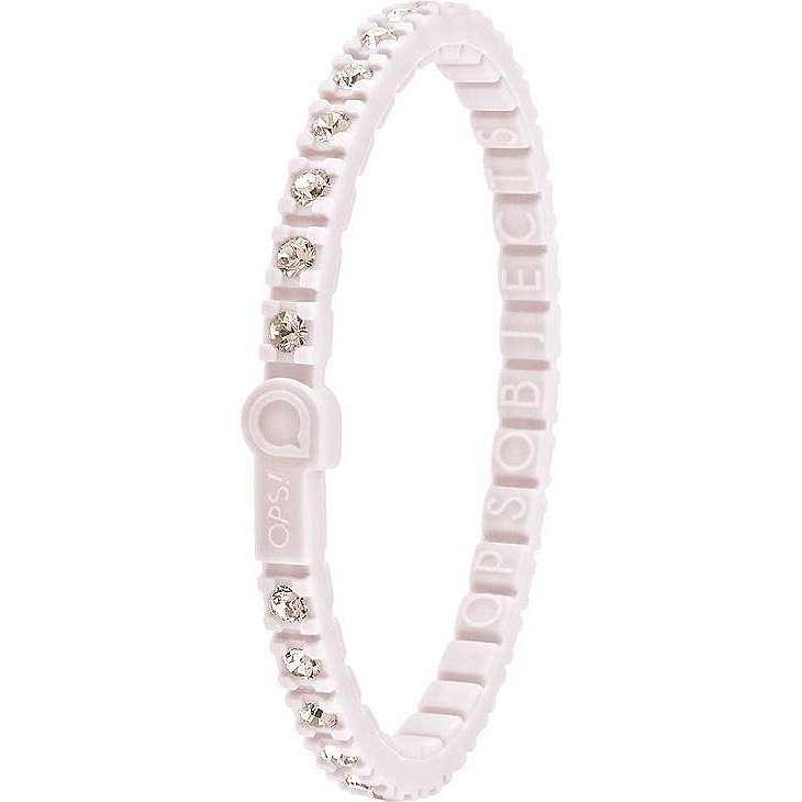 bracelet woman jewellery Ops Objects Tennis OPSTEW-03