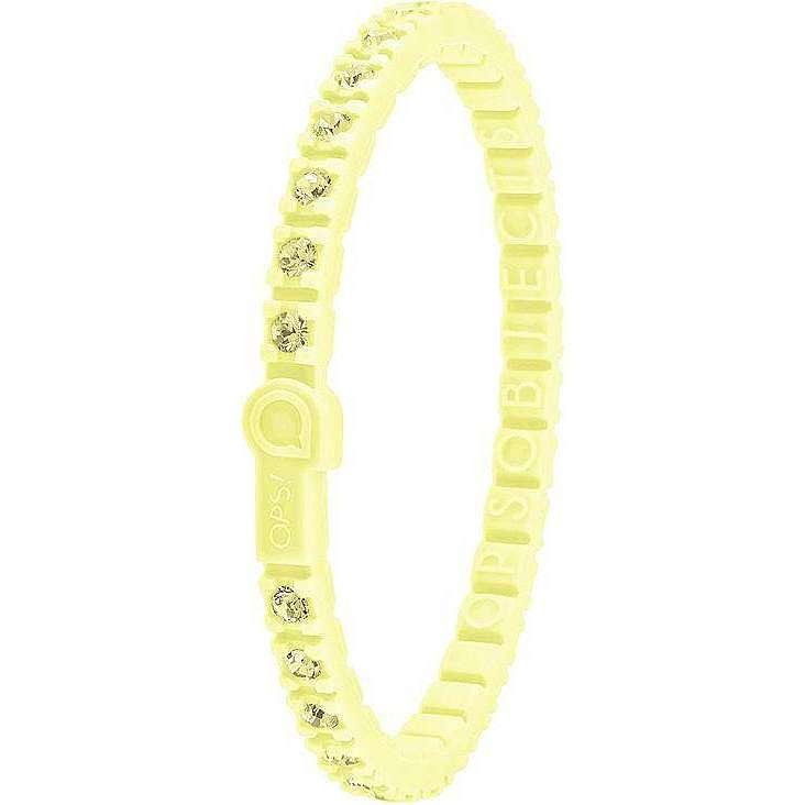 bracelet woman jewellery Ops Objects Tennis OPSTEW-12