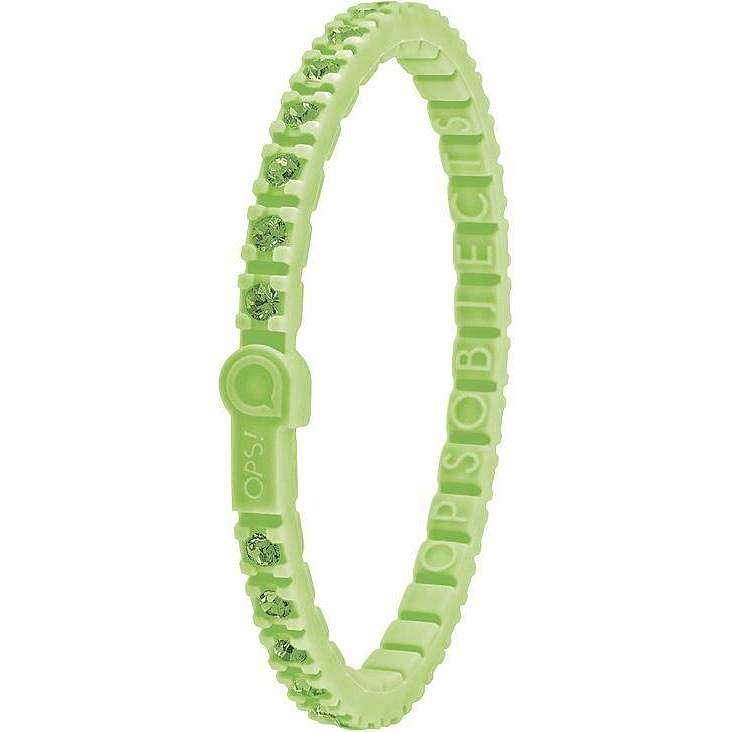 bracelet woman jewellery Ops Objects Tennis OPSTEW-13