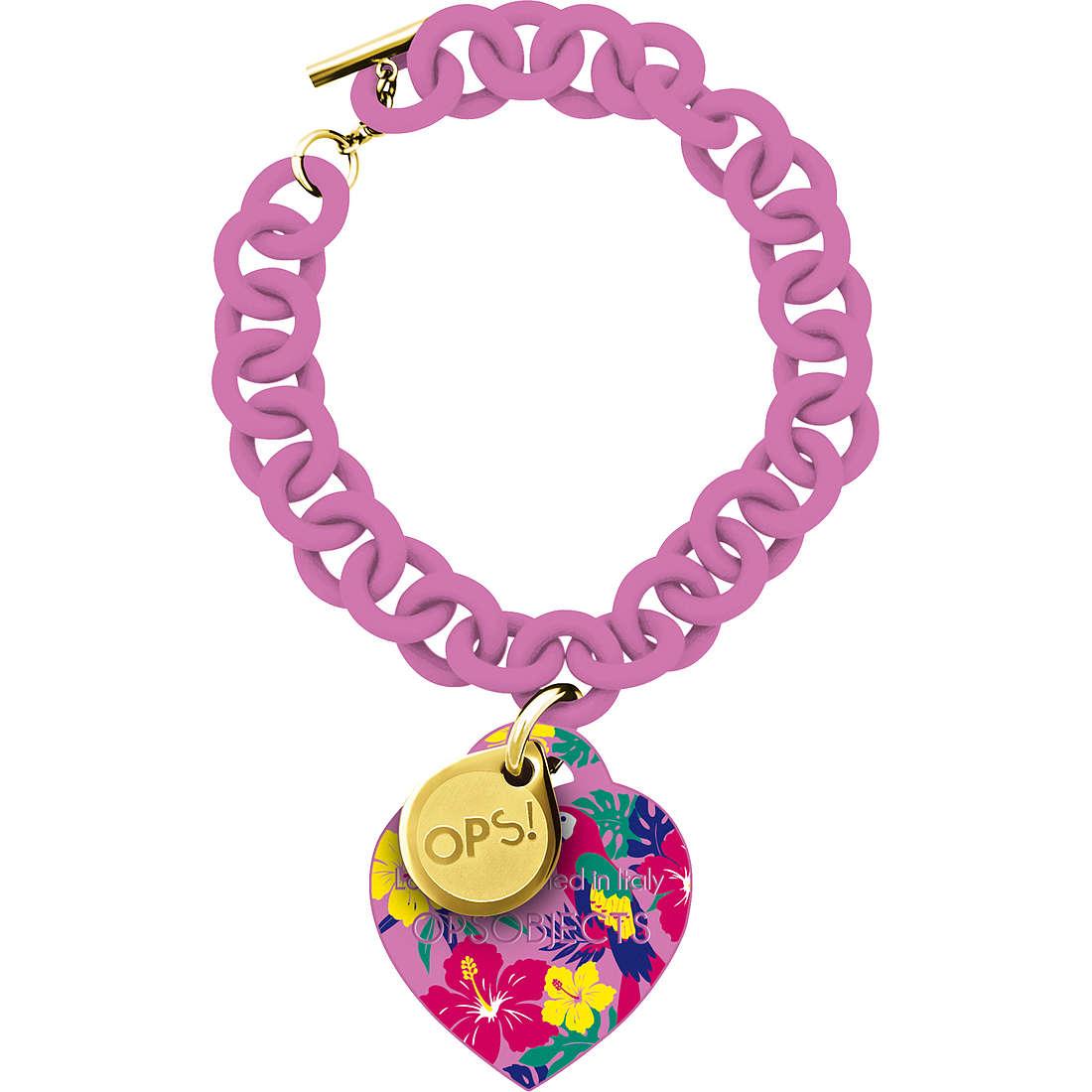 bracelet woman jewellery Ops Objects Tropical OPSBR-212