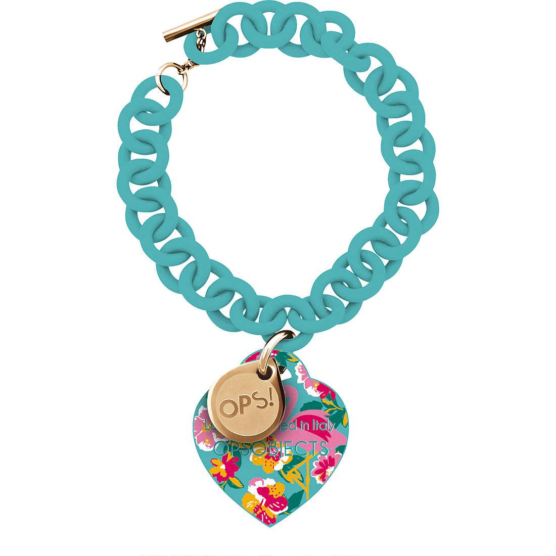 bracelet woman jewellery Ops Objects Tropical OPSBR-213