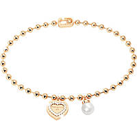 bracelet woman jewellery Rebecca Boulevard Pearl BHOBOO52