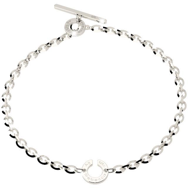 bracelet woman jewellery Rebecca Myworldsilver SWWBAA05