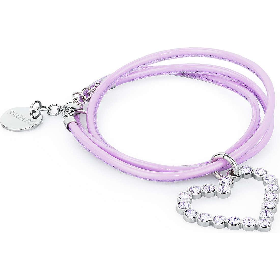 bracelet woman jewellery Sagapò Aura SAU12