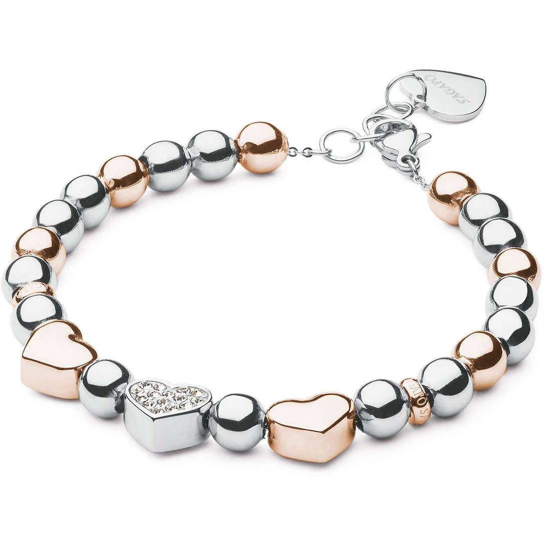 bracelet woman jewellery Sagapò Bonjour SAGAPOSBJ13