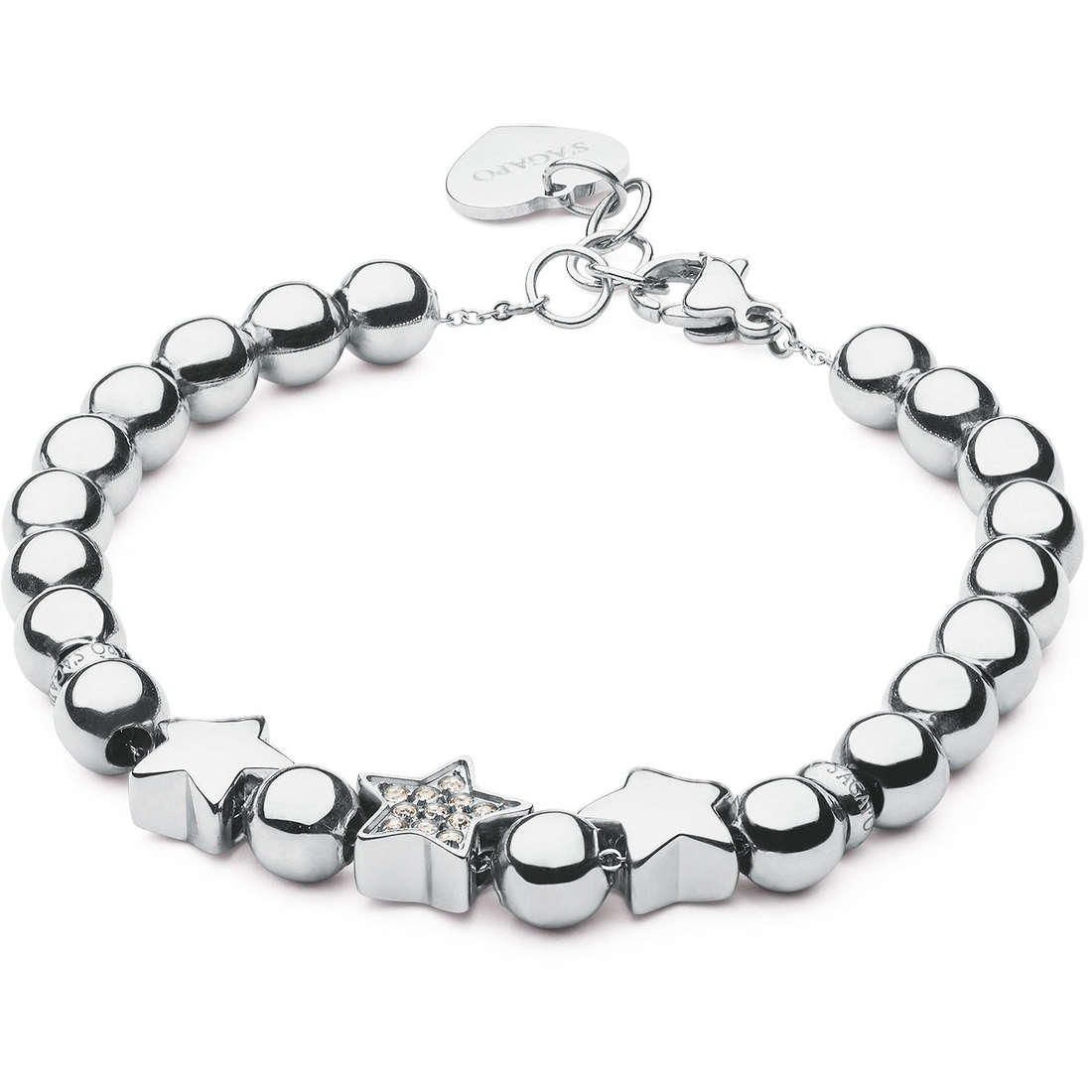 bracelet woman jewellery Sagapò Bonjour SAGAPOSBJ17