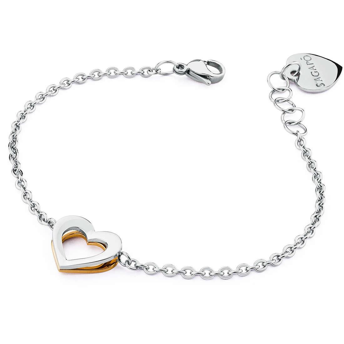bracelet woman jewellery Sagapò BUTTERFLY SBF14
