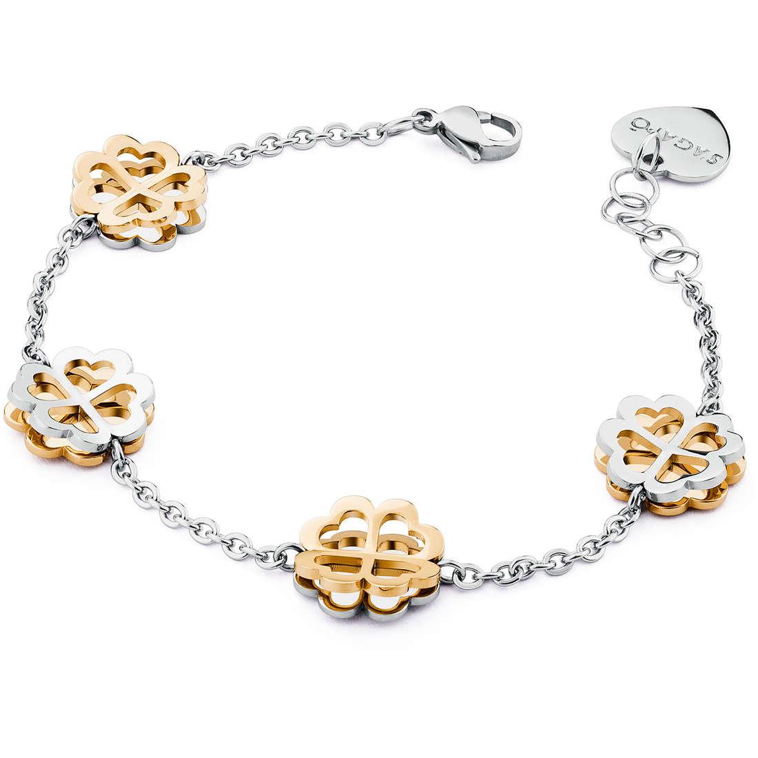 bracelet woman jewellery Sagapò BUTTERFLY SBF16