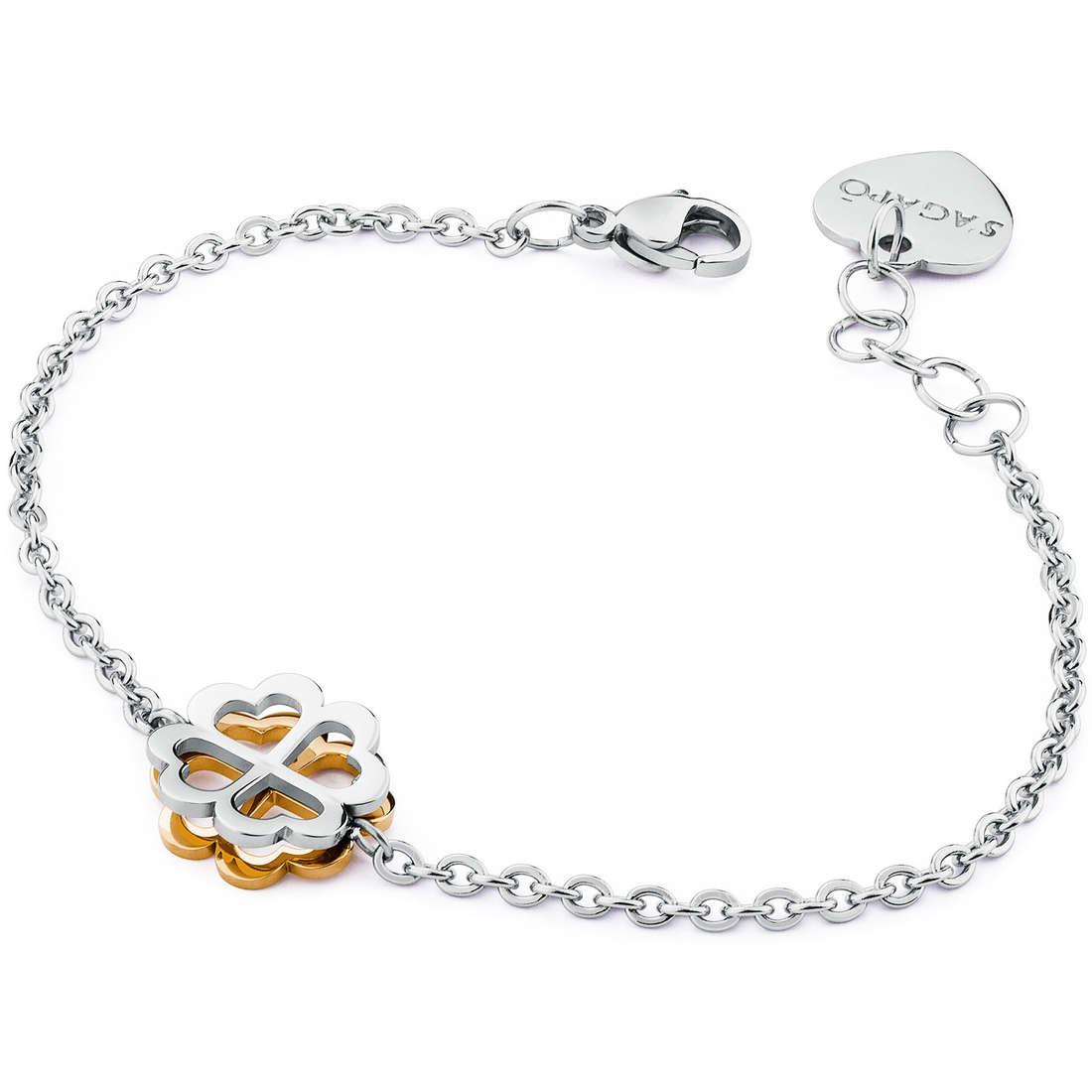 bracelet woman jewellery Sagapò BUTTERFLY SBF17