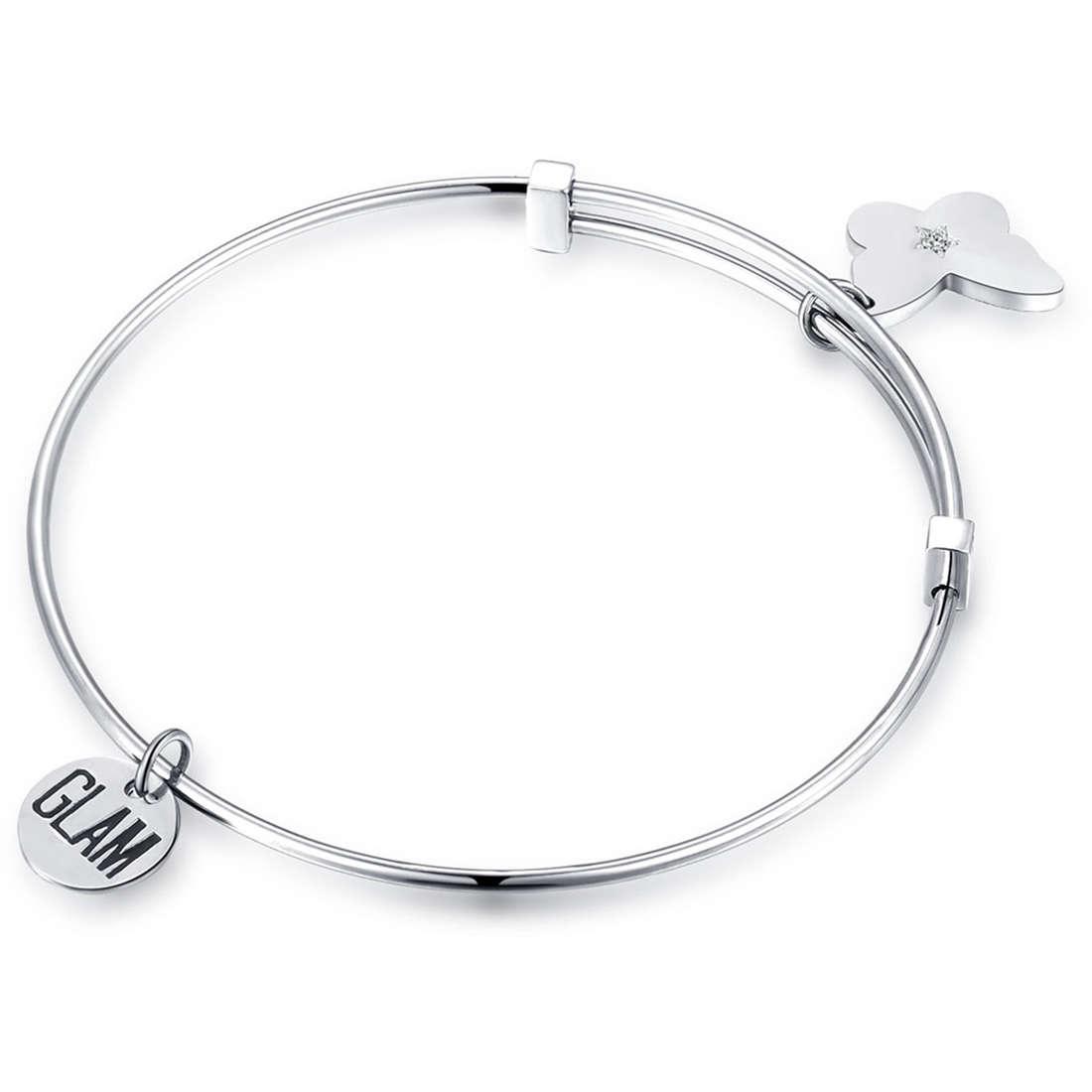 bracelet woman jewellery Sagapò BUTTERFLY SHAD08