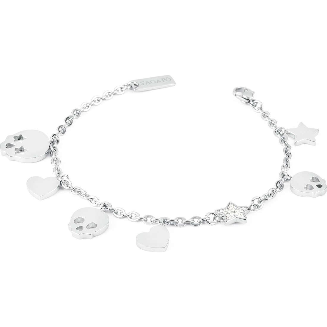 bracelet woman jewellery Sagapò Hamlet SHM11