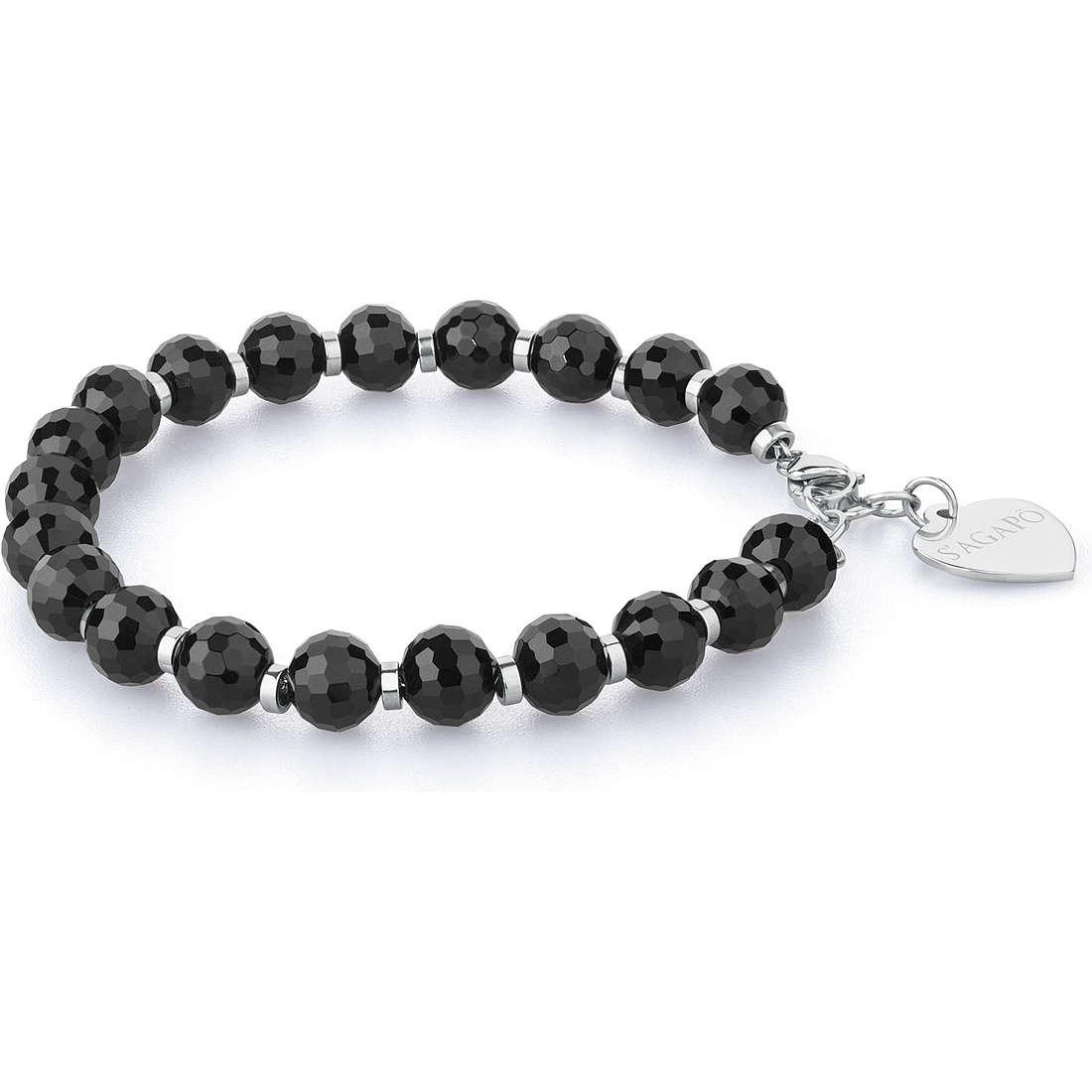 bracelet woman jewellery Sagapò HAPPY SHAC3
