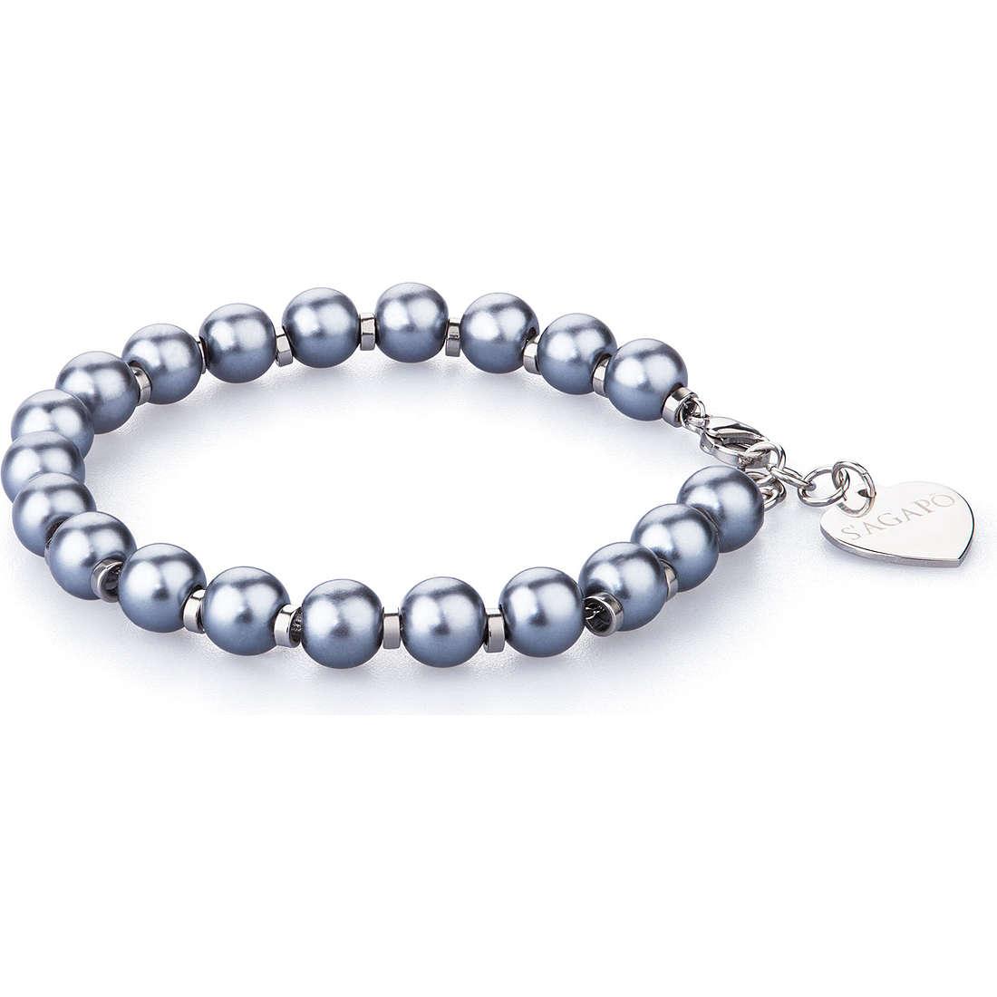 bracelet woman jewellery Sagapò HAPPY SHAC5