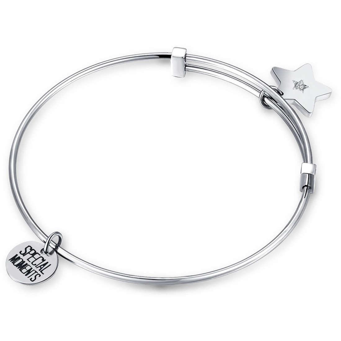bracelet woman jewellery Sagapò HAPPY SHAD01