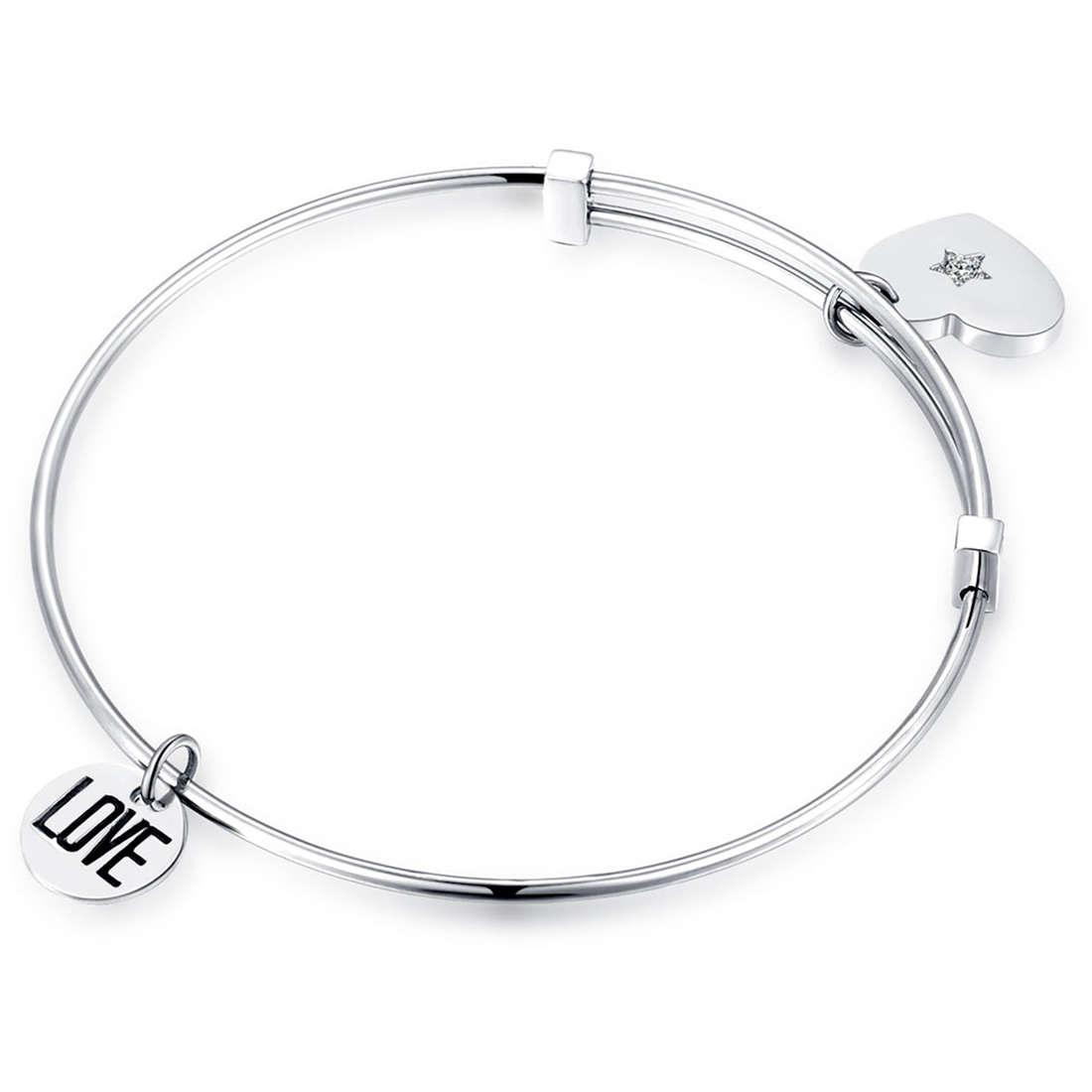 bracelet woman jewellery Sagapò HAPPY SHAD04