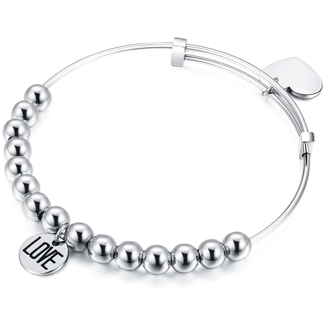 bracelet woman jewellery Sagapò HAPPY SHAD05