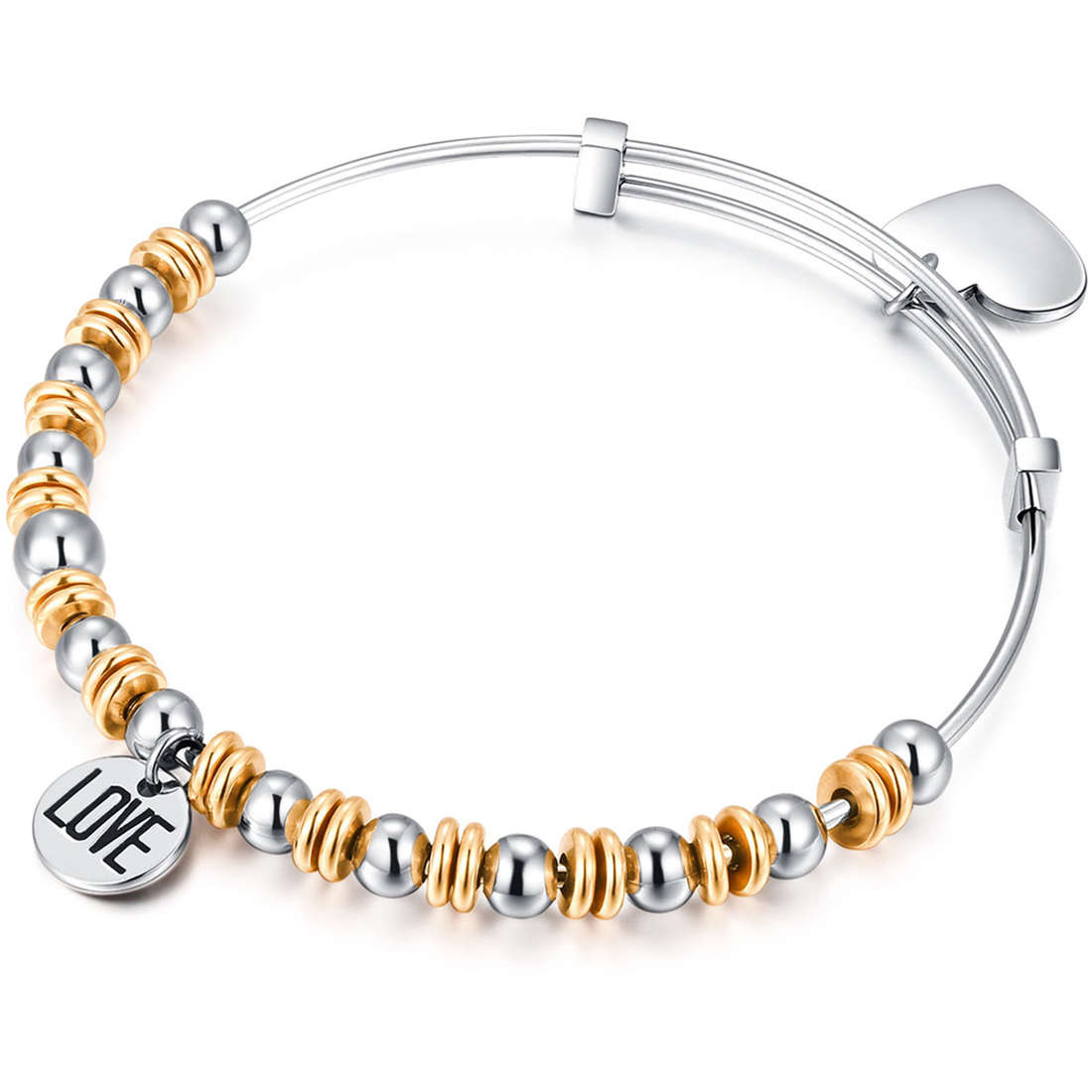 bracelet woman jewellery Sagapò HAPPY SHAD07