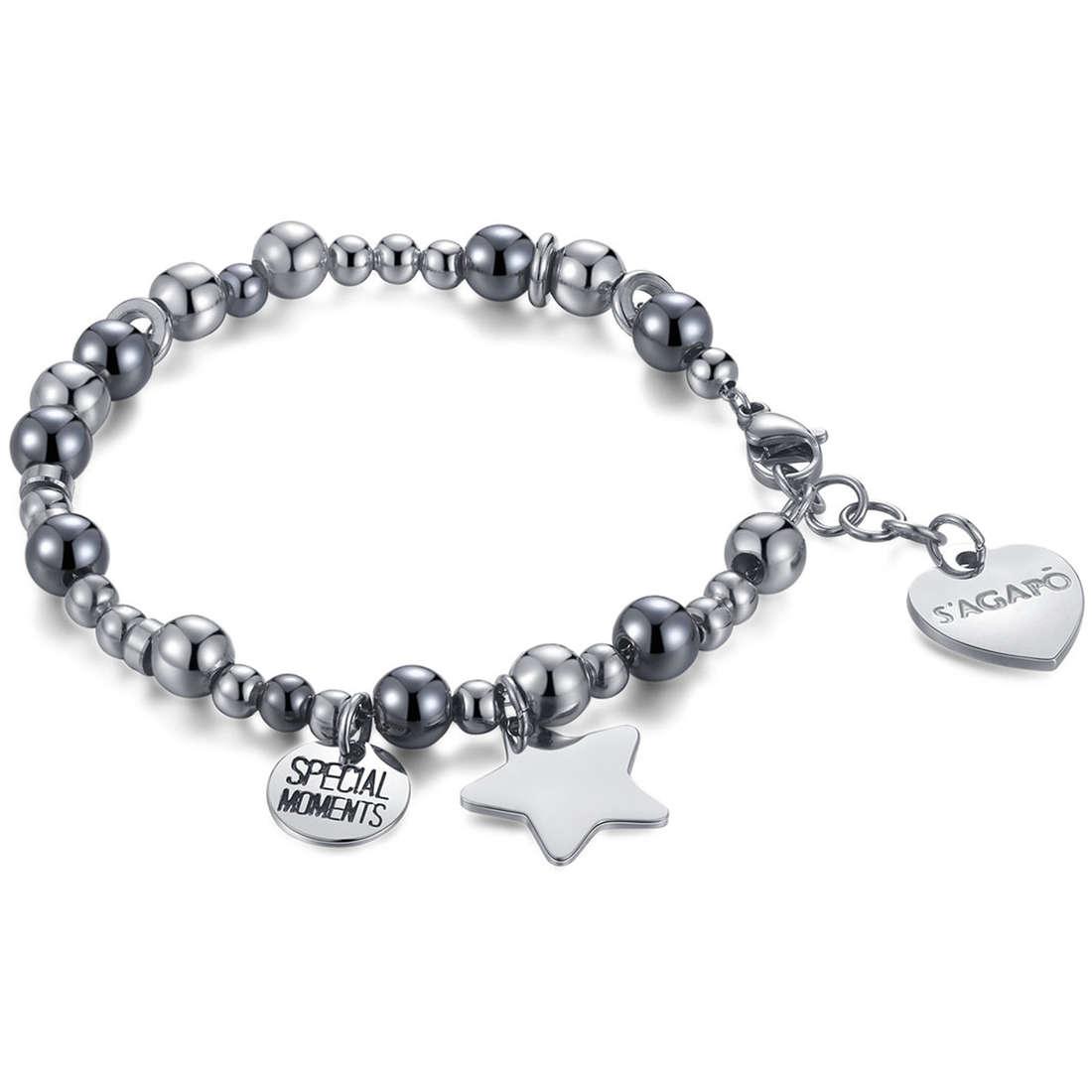 bracelet woman jewellery Sagapò HAPPY SHAF02