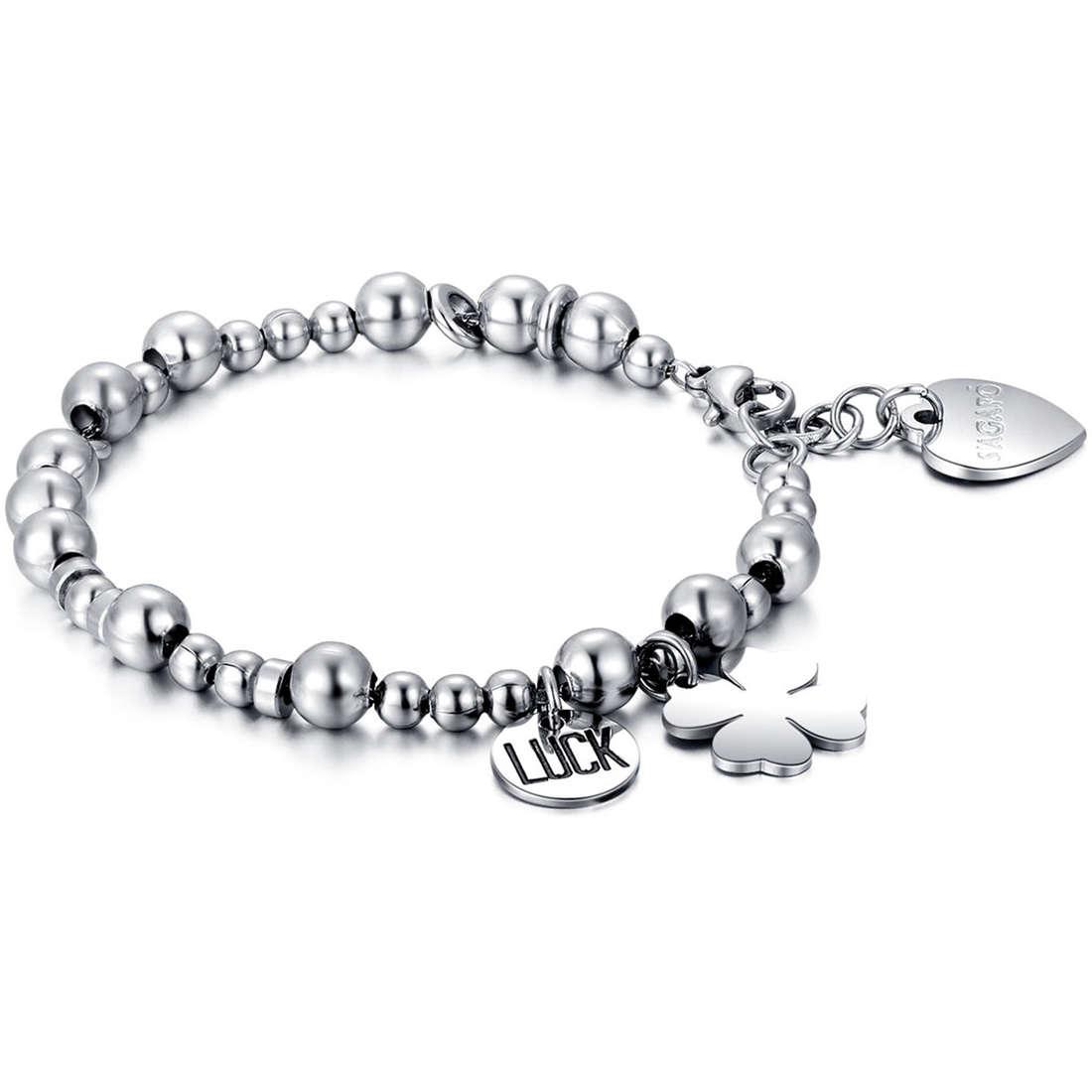 bracelet woman jewellery Sagapò HAPPY SHAF05