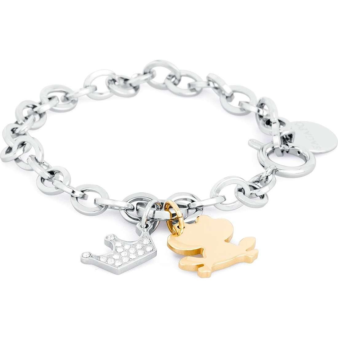 bracelet woman jewellery Sagapò Honey SHN11