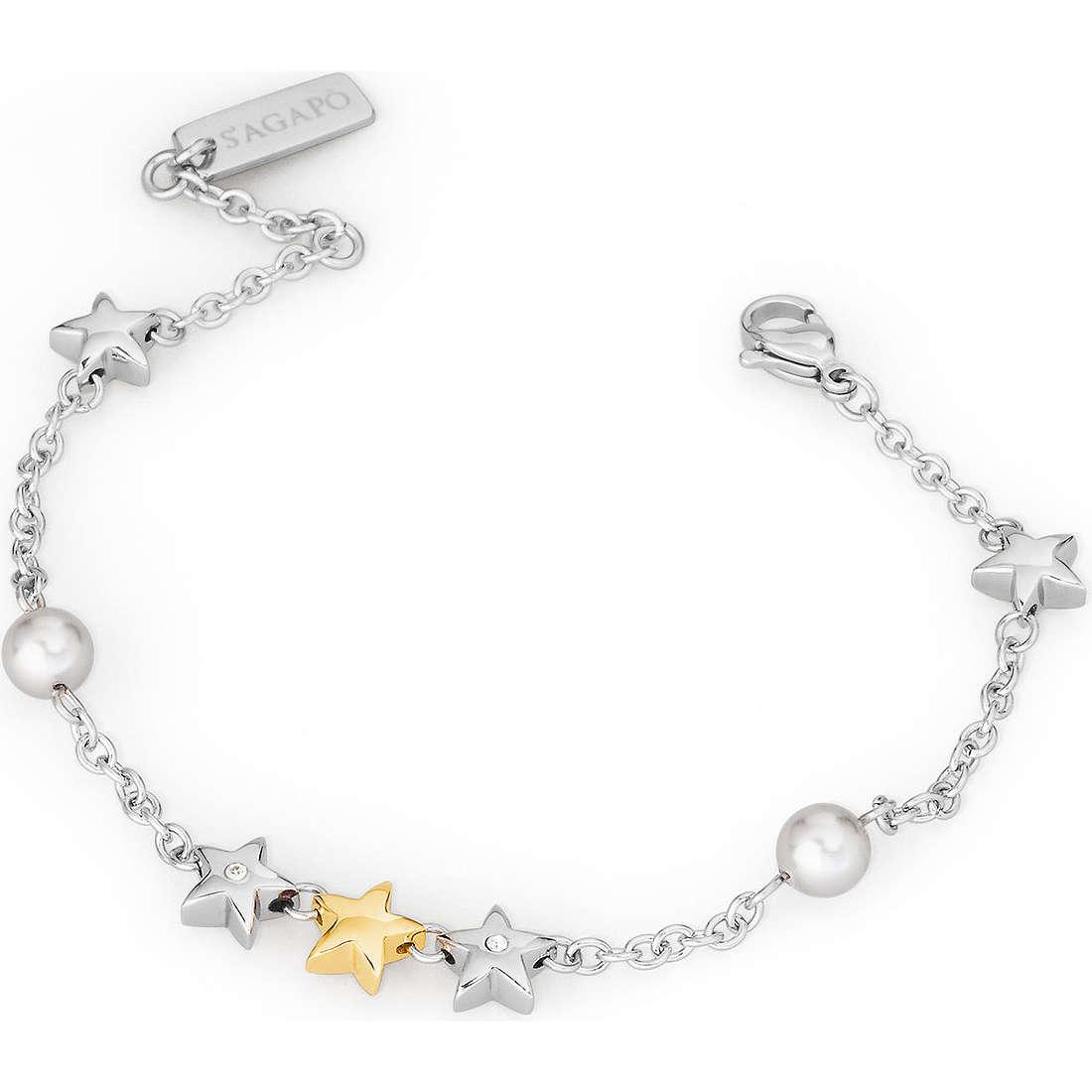 bracelet woman jewellery Sagapò Little Star SLS12