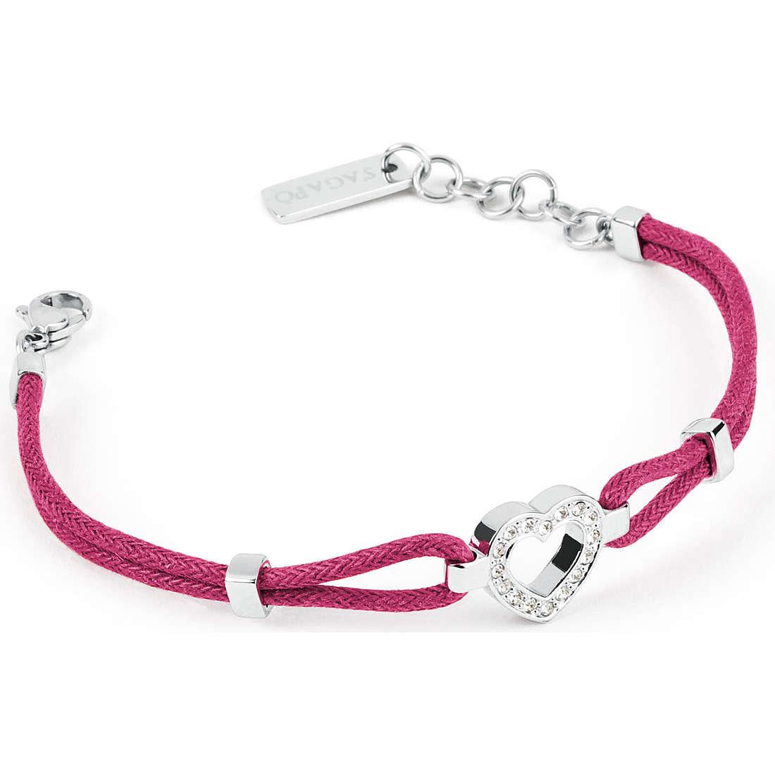 bracelet woman jewellery Sagapò Love day SLD13