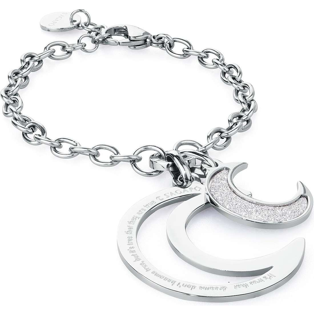 bracelet woman jewellery Sagapò Moonlight SML11