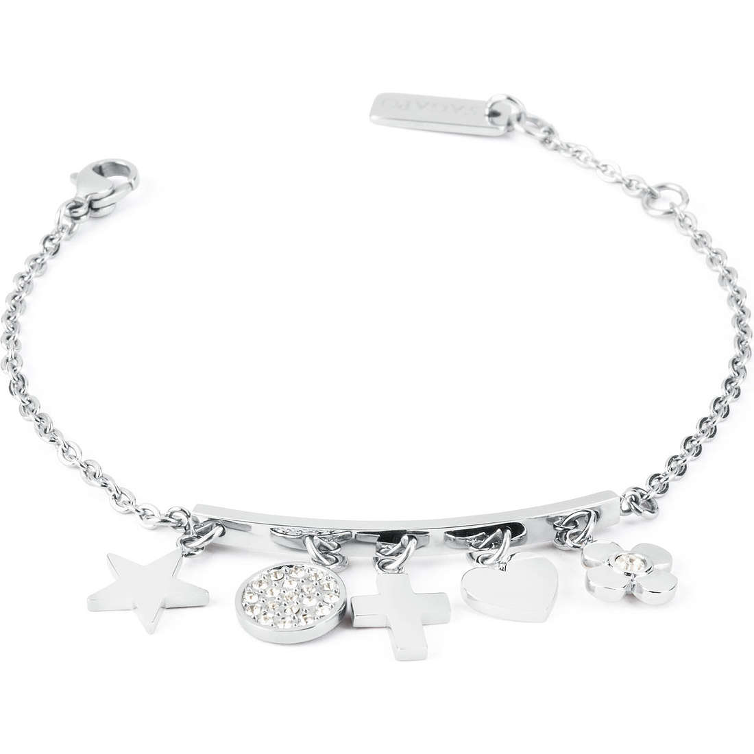bracelet woman jewellery Sagapò Prayer SPY11